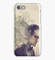 Newspaper Raggedy Man iPhone Case/Skin