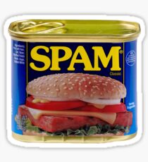 SPAM Sticker