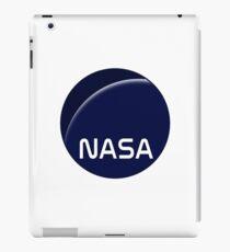 Interstellar movie NASA logo iPad Case/Skin