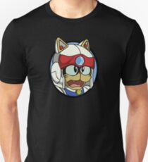 Samurai Pizza Cats Unisex T-Shirt