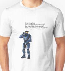 Caboose Unisex T-Shirt