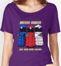British Robots Women's Relaxed Fit T-Shirt