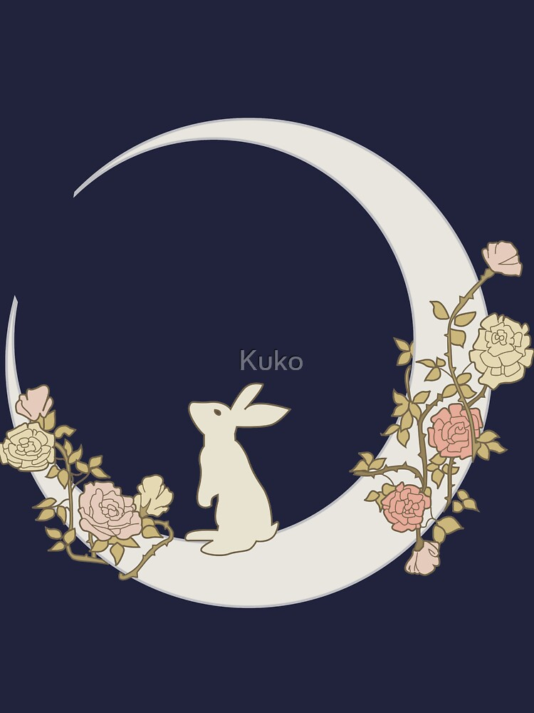 Moon Rabbit by Kuko