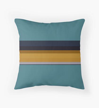 HILLBILLY Pattern Throw Pillow