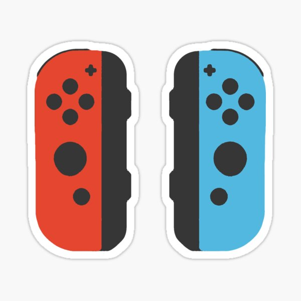 Nintendo Switch Joy Cons Sticker