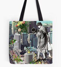 Jungle City Tote Bag