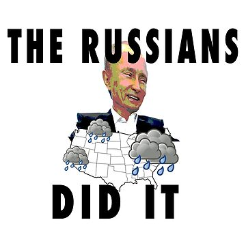THE RUSSIANS DID IT - RAINY DAYS by pgnas