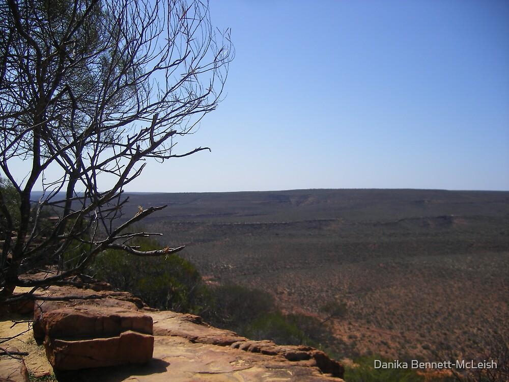 Kalbarri National Park by Danika & Scott Bennett-McLeish