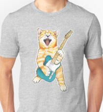 Rock & Roll Kitten T-Shirt