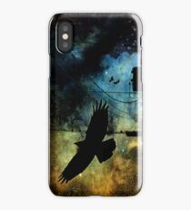 the last love of icarus iPhone Case/Skin