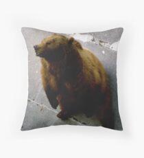 The Bears of Bern Throw Pillow