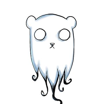 Ghostbear by Darthblueknight