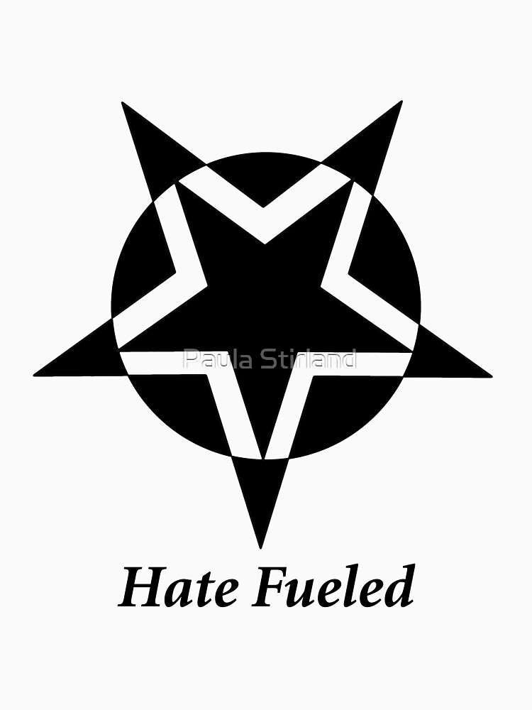 Hate Fueled for girls by hatefueled