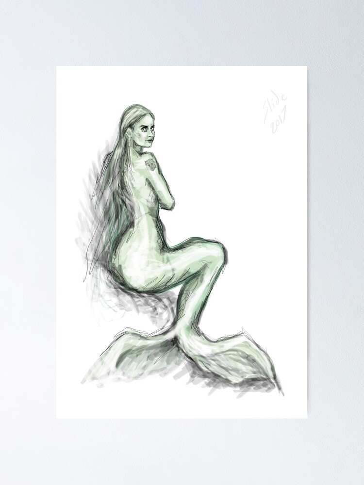 Alternate view of Siren Poster