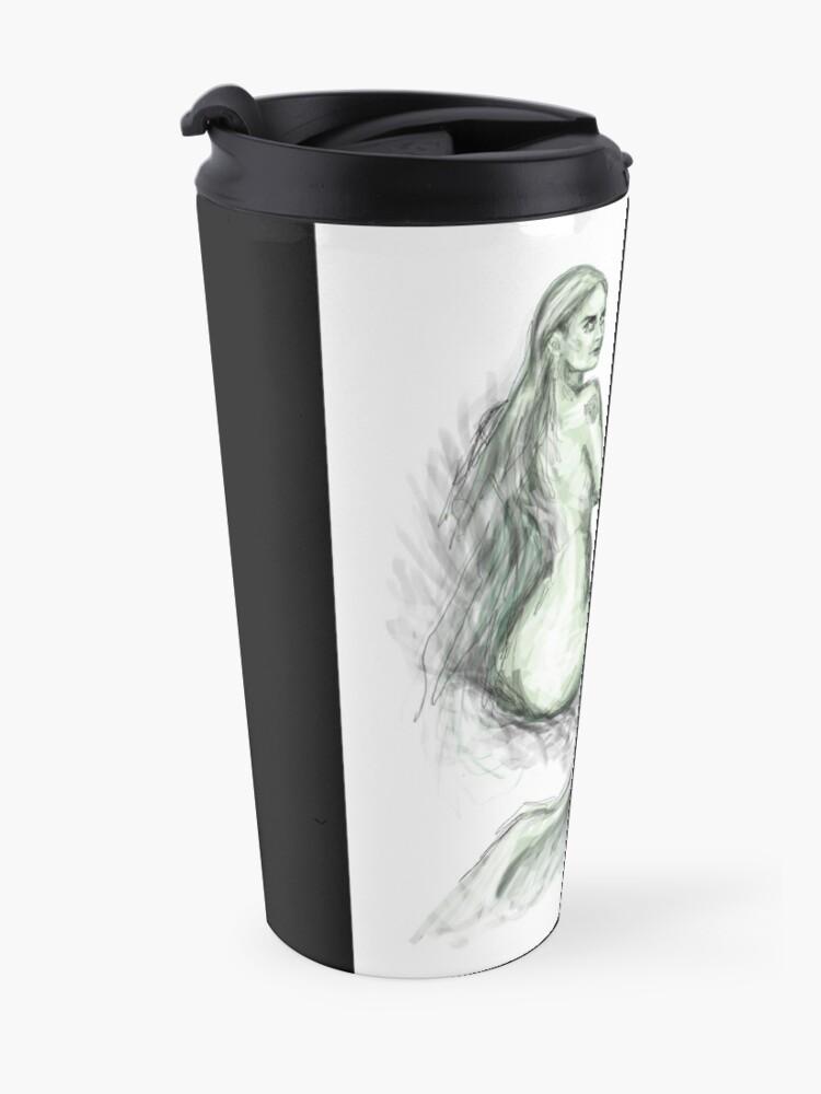 Alternate view of Siren Travel Mug