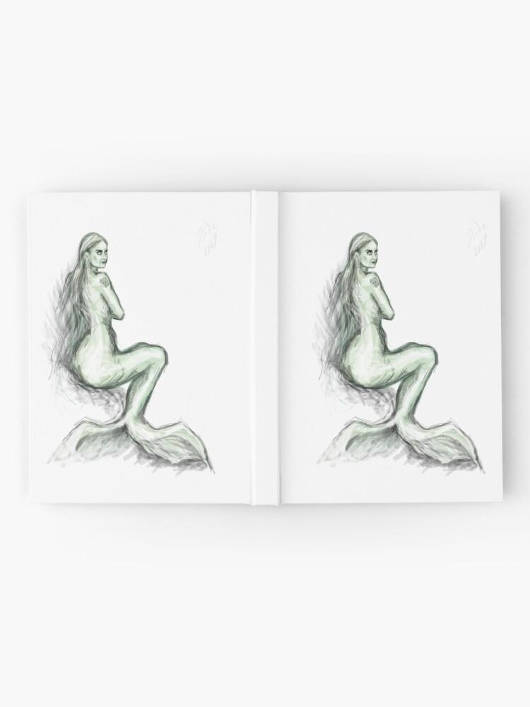 Alternate view of Siren Hardcover Journal