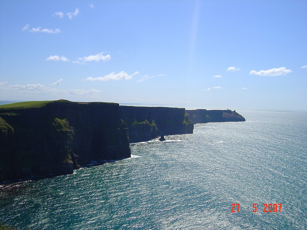 clifs of moher 5 by ghenadie