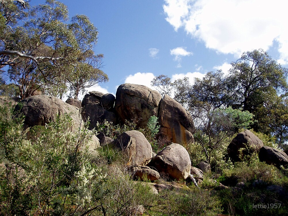 Rock Formations  by lettie1957