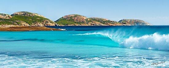 Surfers Heaven by Adam Gormley