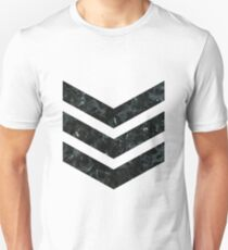 Marble - Army Unisex T-Shirt