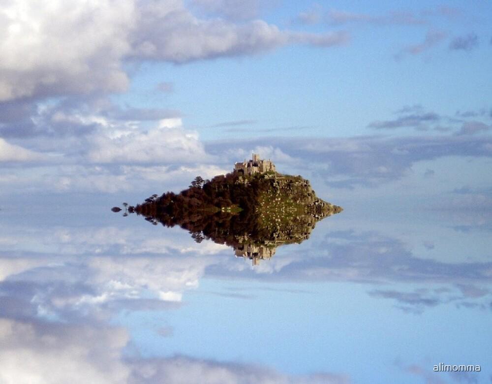 Castle in the Sky by alimomma