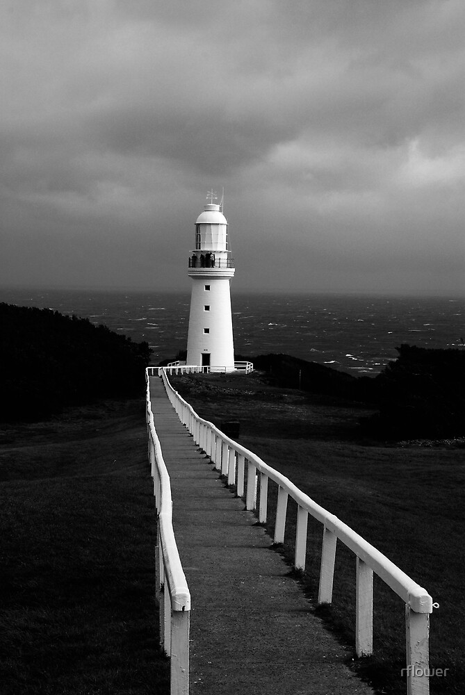 Cape Otway Lighthouse by rflower