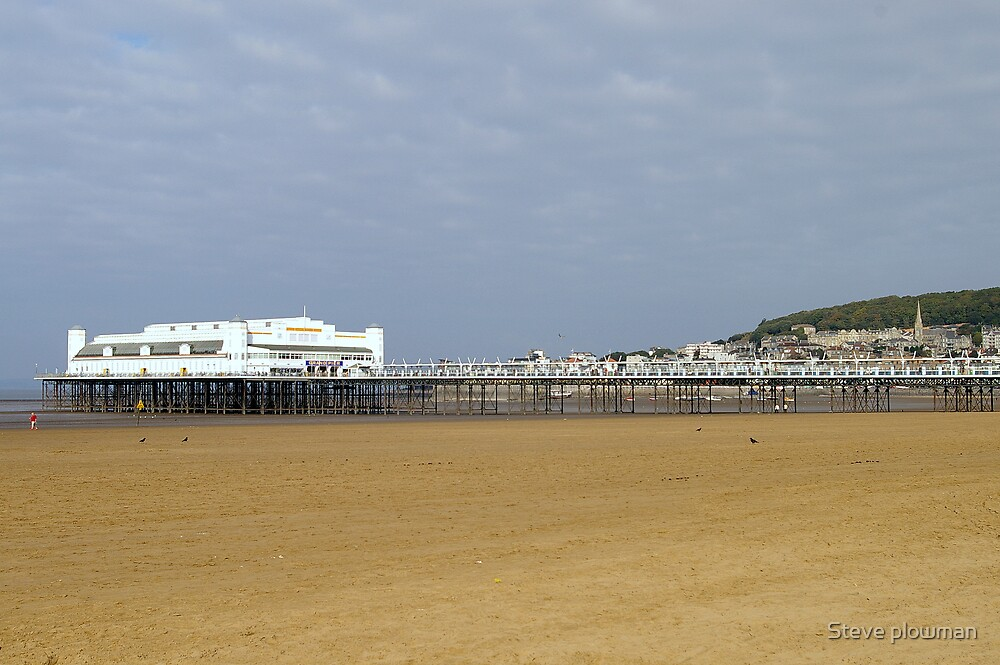 English seaside by Steve plowman