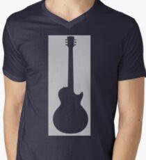Guitar Lover Men's V-Neck T-Shirt