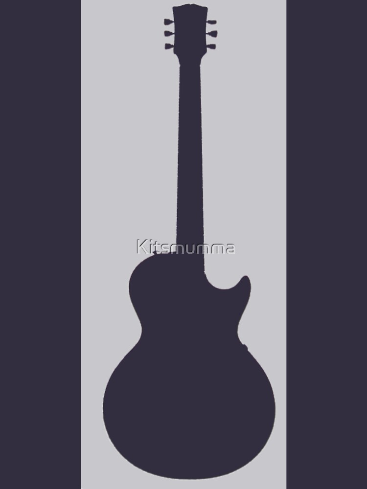 Guitar Lover by Kitsmumma