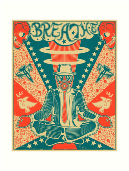 BREATHE by JazzberryBlue