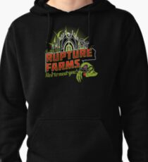 Greetings From Rupture Farms Pullover Hoodie
