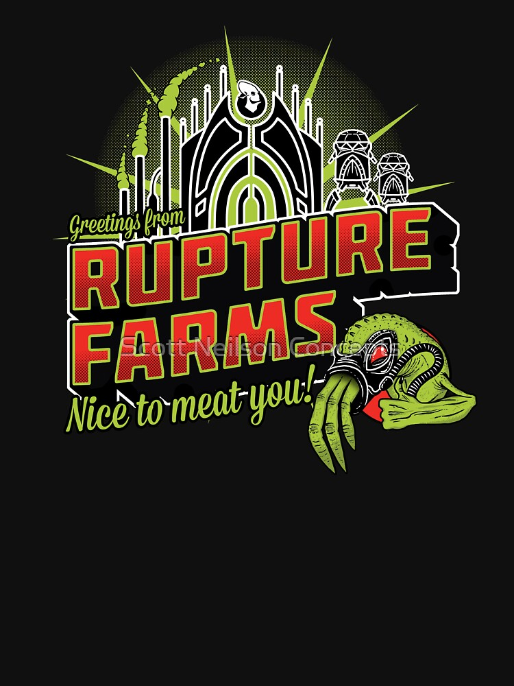 Greetings From Rupture Farms | Unisex T-Shirt