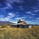Western Creek Barn by Peter Daalder
