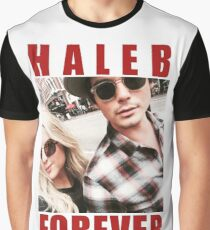 haleb forever Graphic T-Shirt