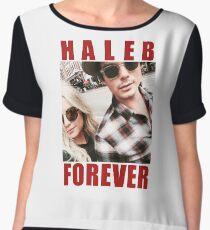 haleb forever Chiffon Top