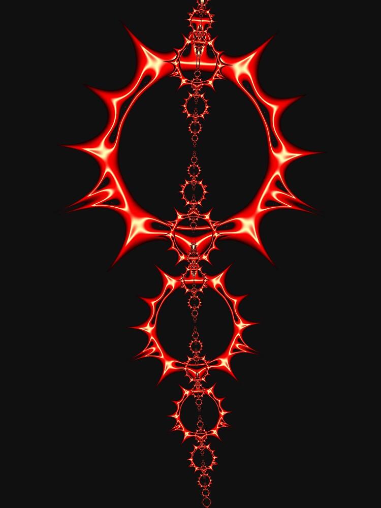 Spiky Ornament by WiseWanderer