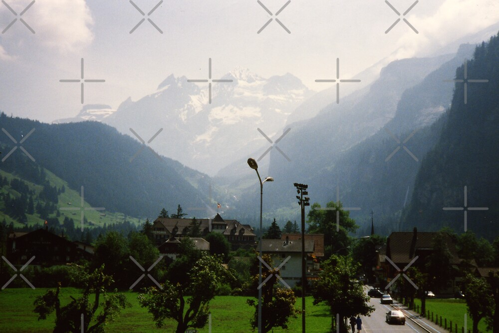 Kandersteg, Switzerland by georgiegirl