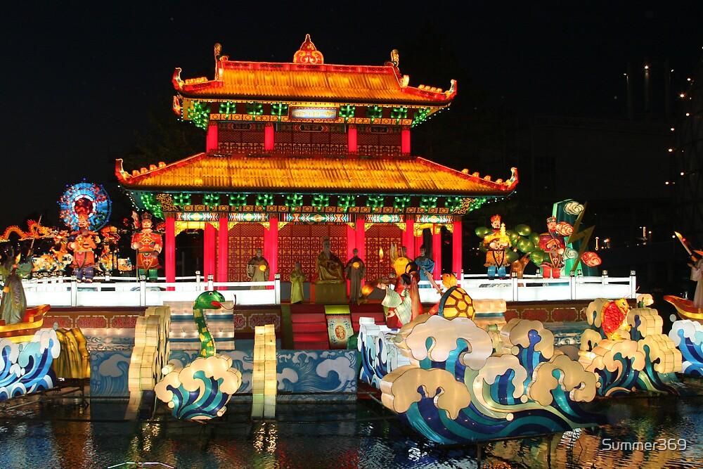Chinese Lantern Festivale 2007 #2 by Summer369