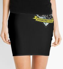 Metal Gear Solid V - Diamond Dogs Badge Mini Skirt