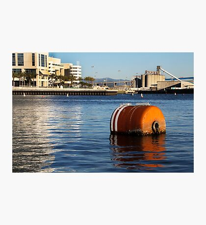 Buoy in the Bay Photographic Print