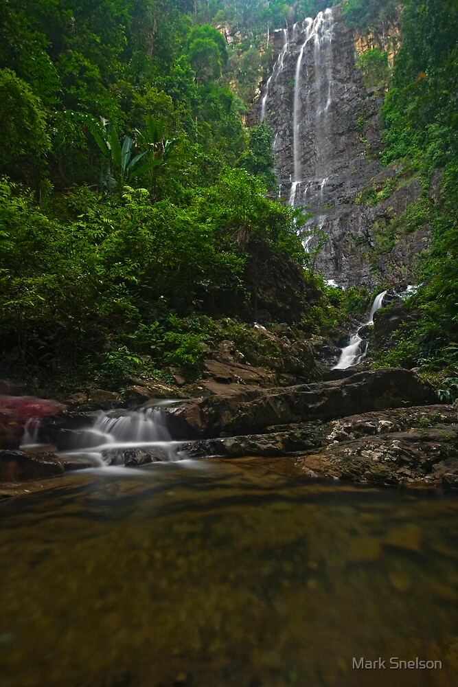 Temurun Falls 8 by Mark Snelson