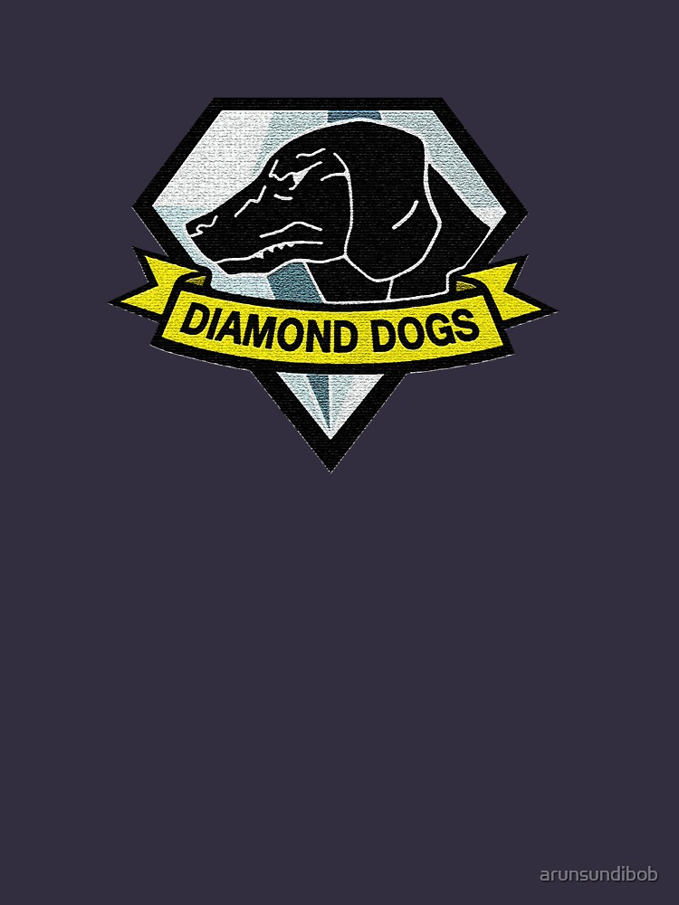 Metal Gear Solid V - Diamond Dogs | Unisex T-Shirt