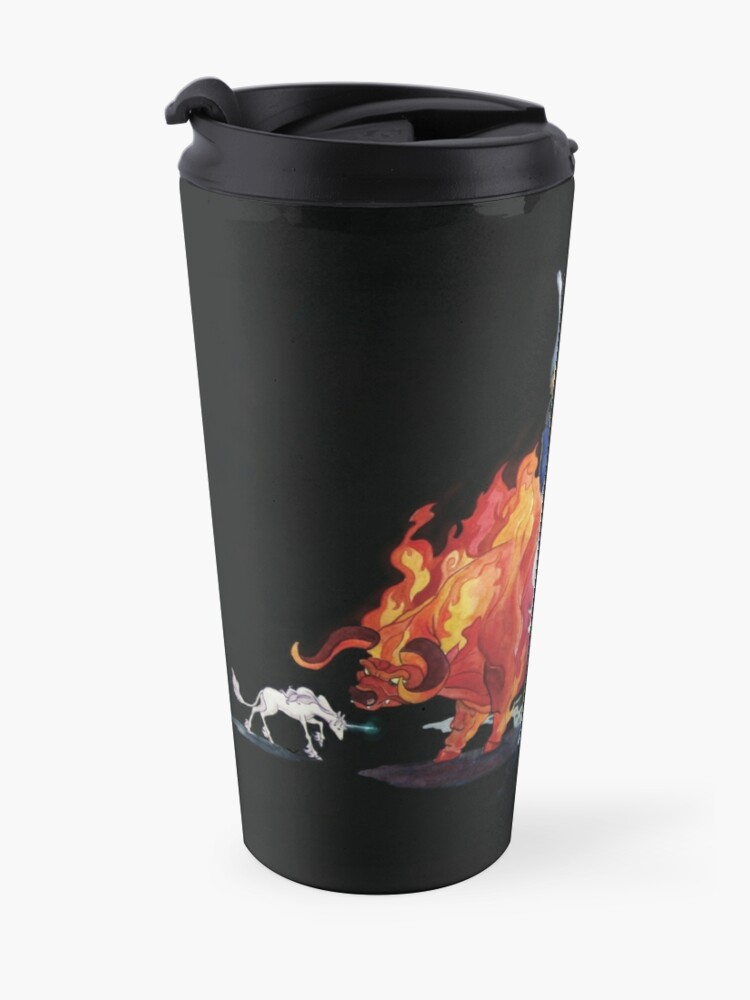 Alternate view of The Last Unicorn Travel Mug