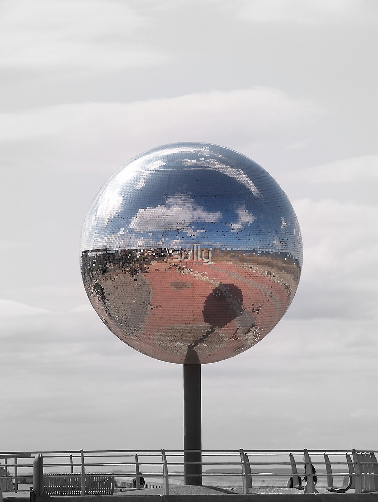 glitter ball by sully