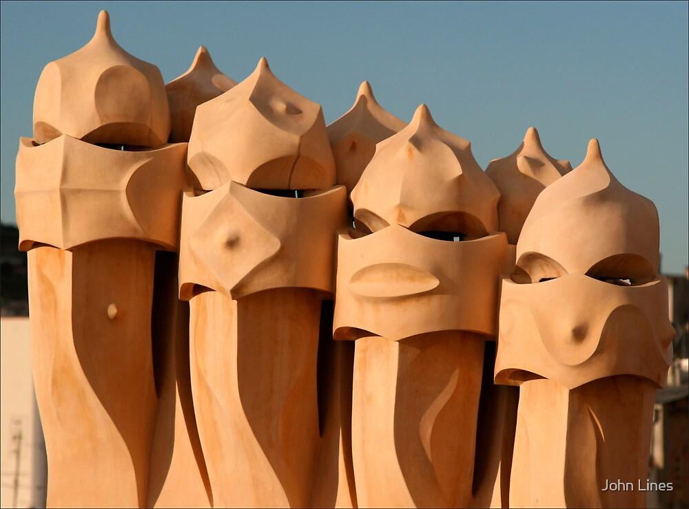 Gaudi's Follies by John Lines