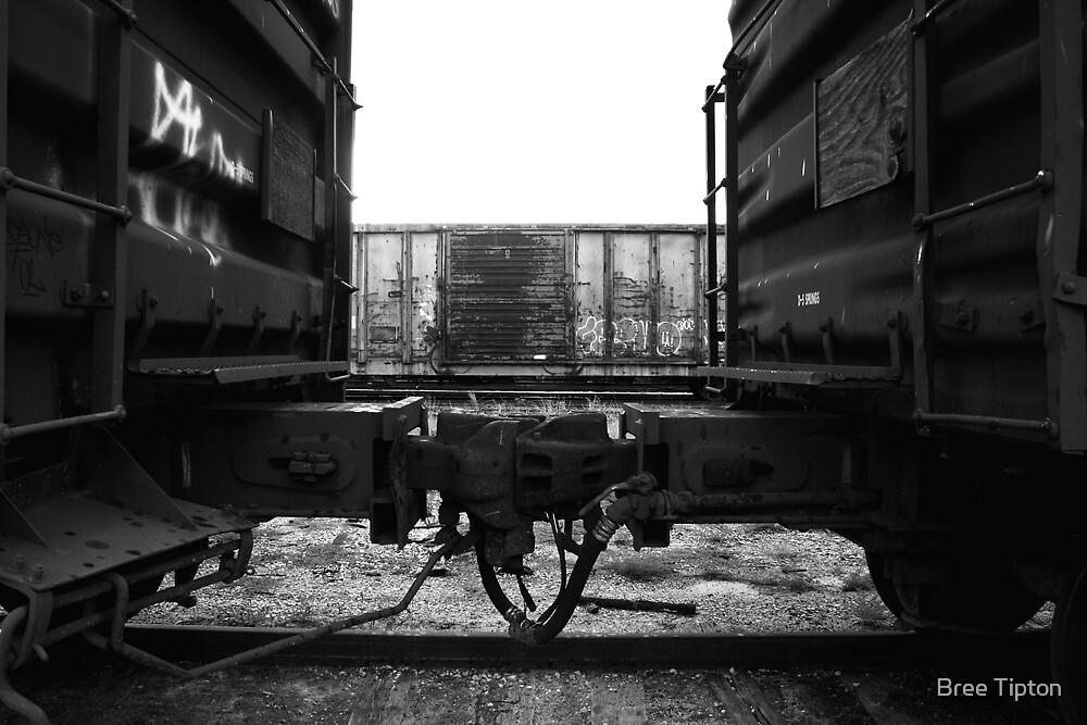 Train Lock by Bree Tipton