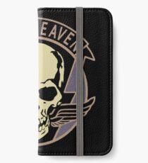 Metal Gear Solid V - Outer Heaven iPhone Wallet/Case/Skin