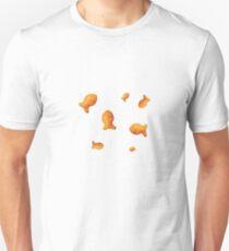 Goldfish Scattered Unisex T-Shirt
