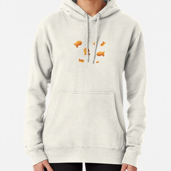 Goldfish Scattered Pullover Hoodie