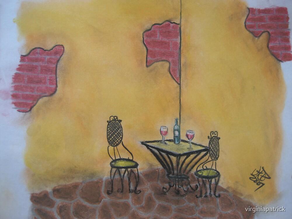 Corner Diner by virginiapatrick
